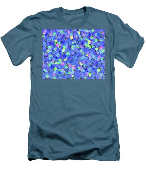 0209 Abstract Thought Men's T-Shirt (Athletic Fit)