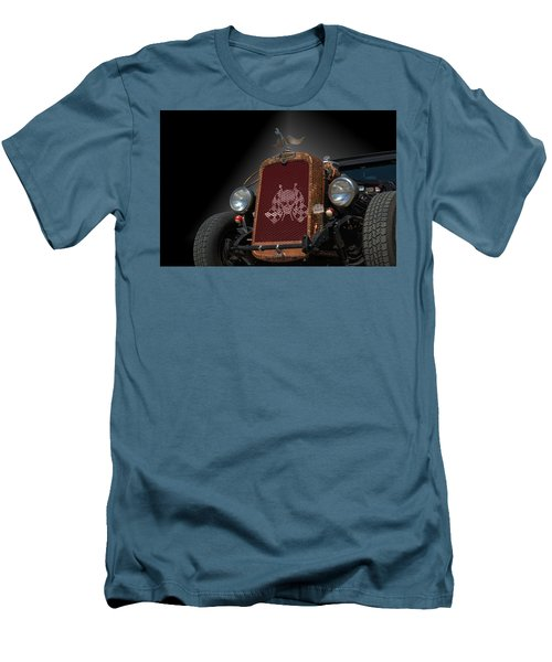 1931 Nash Coupe Hot Rod Men's T-Shirt (Slim Fit) by Tim McCullough
