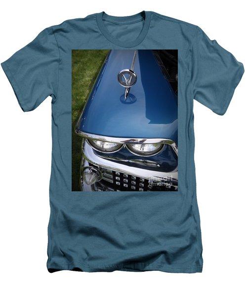 1958 Buick Super 56r Men's T-Shirt (Slim Fit) by Sara  Raber