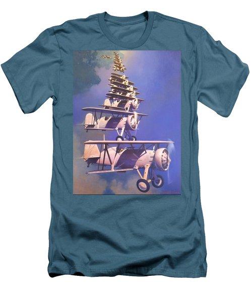 Bill Boeings Fever Dream Men's T-Shirt (Athletic Fit)