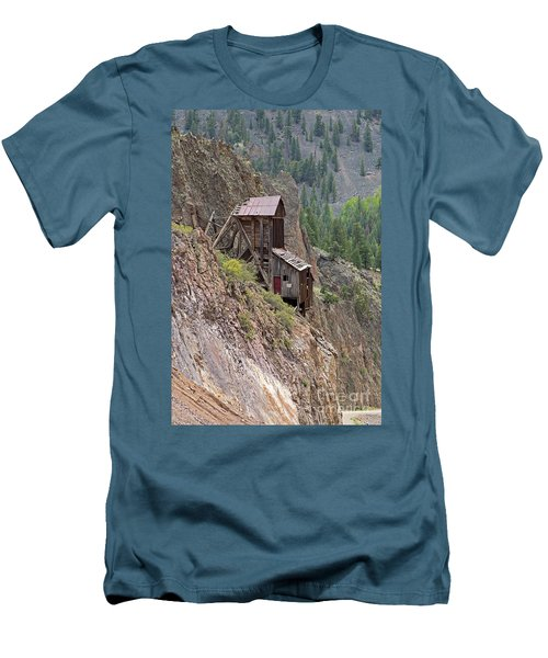 Commodore Mine On The Bachelor Historic Tour Men's T-Shirt (Athletic Fit)