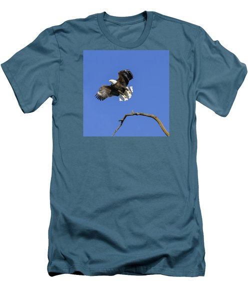 King Of The Sky 4 Men's T-Shirt (Slim Fit) by David Lester