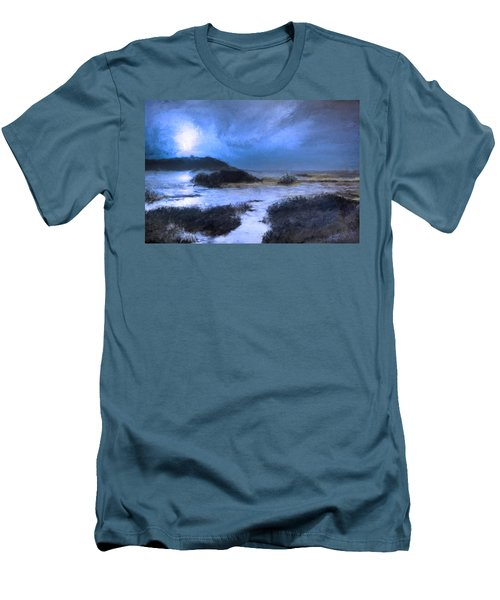 Moonlight Sonata Men's T-Shirt (Athletic Fit)