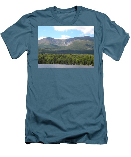 Mt. Katahdin Men's T-Shirt (Athletic Fit)