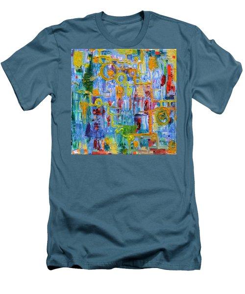Nonlinear Men's T-Shirt (Athletic Fit)