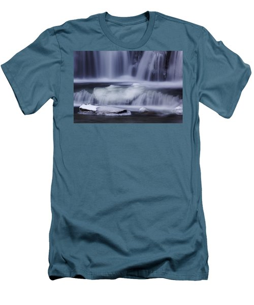Winter Fall Men's T-Shirt (Athletic Fit)