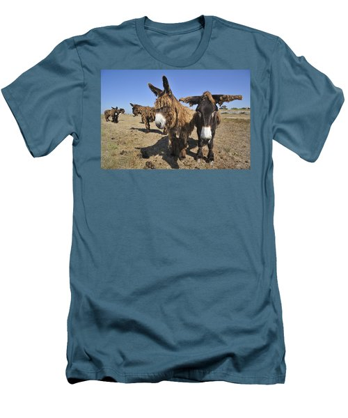 Men's T-Shirt (Slim Fit) featuring the photograph 120920p029 by Arterra Picture Library