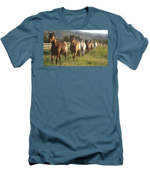 130 Friends Men's T-Shirt (Athletic Fit)