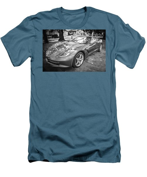 2014 Chevrolet Corvette C7 Bw   Men's T-Shirt (Athletic Fit)