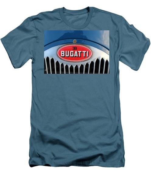 1930's Ettore Bugatti Men's T-Shirt (Athletic Fit)