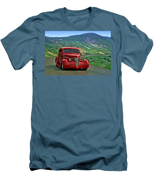 1939 Chevrolet Coupe Men's T-Shirt (Slim Fit) by Tim McCullough