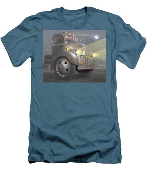 1946 Chevy Coe Men's T-Shirt (Slim Fit) by Stuart Swartz