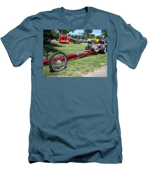 1967 Billy Lynch's Top Fuel Dragster Men's T-Shirt (Athletic Fit)