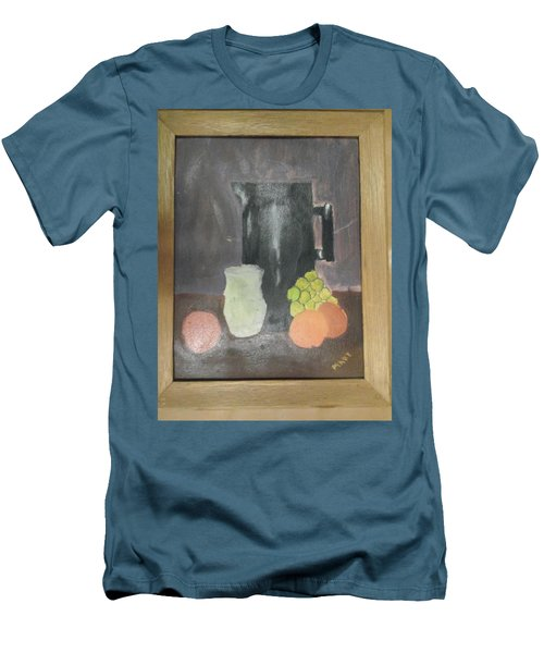 #2 Men's T-Shirt (Athletic Fit)