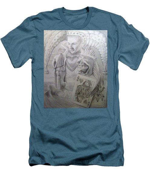 My Foolish Heart Men's T-Shirt (Athletic Fit)