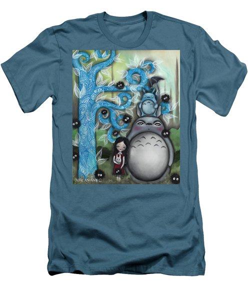 My Friend Men's T-Shirt (Athletic Fit)