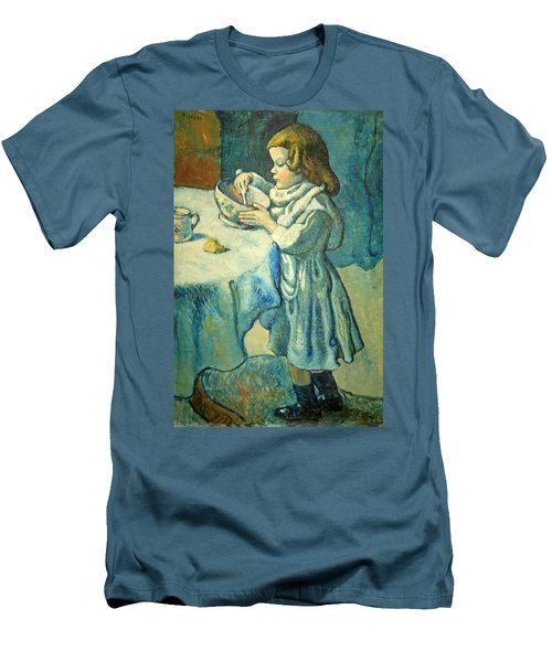 Picasso's Le Gourmet Men's T-Shirt (Athletic Fit)