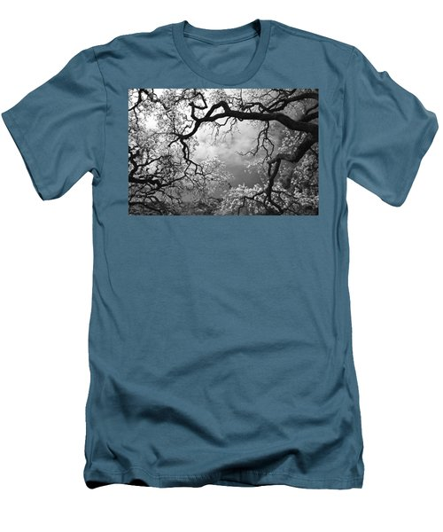 Sheltering Sky  Men's T-Shirt (Slim Fit) by Laurie Search