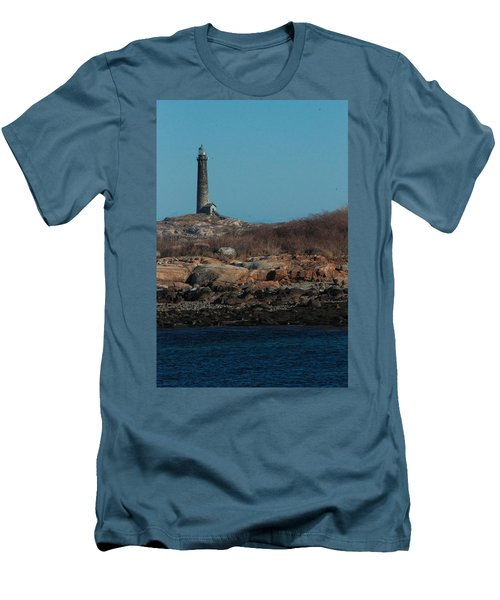 Thatcher Island Men's T-Shirt (Athletic Fit)