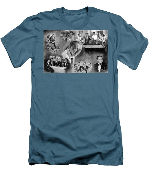 The Rat Pack  Men's T-Shirt (Athletic Fit)