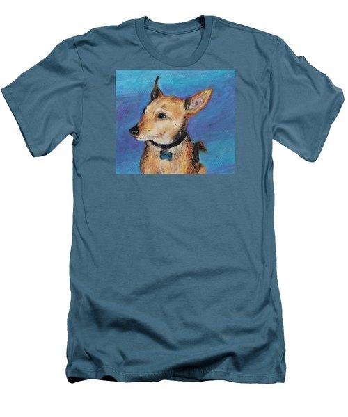 Zack Men's T-Shirt (Slim Fit) by Jeanne Fischer