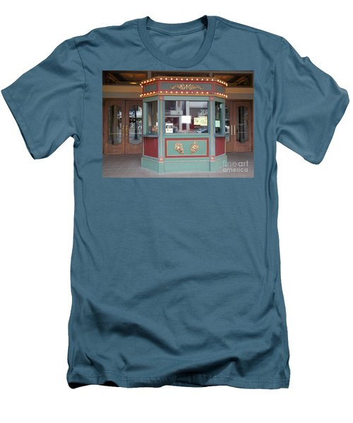 The Tivoli Theatre Men's T-Shirt (Slim Fit) by Kelly Awad