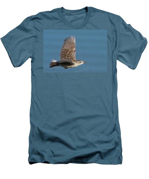 Untitled Men's T-Shirt (Slim Fit) by Hal Beral