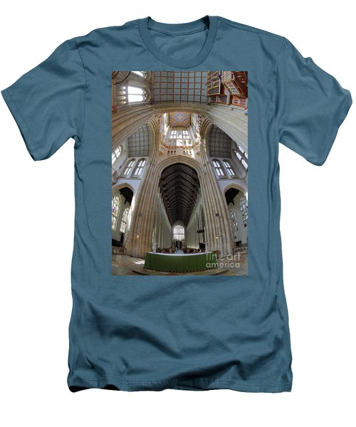 St Edmundsbury Cathedral  Men's T-Shirt (Athletic Fit)