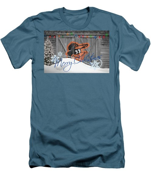 Orioles Men's T-Shirt (Athletic Fit)