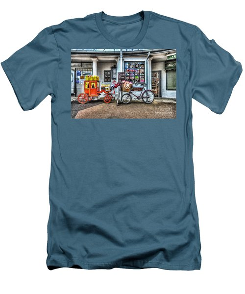 Ye Olde Sweet Shoppe Men's T-Shirt (Slim Fit)