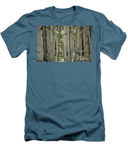 A Change Of Weather  Men's T-Shirt (Slim Fit) by Saija  Lehtonen
