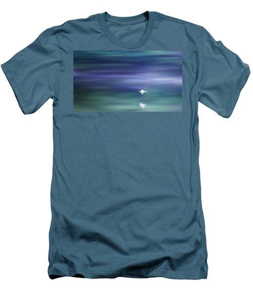 A Gentle Breeze Men's T-Shirt (Athletic Fit)