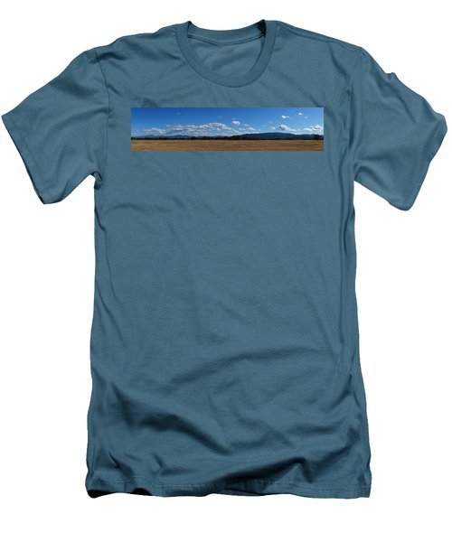 A June Panorama In Southern Oregon Men's T-Shirt (Athletic Fit)
