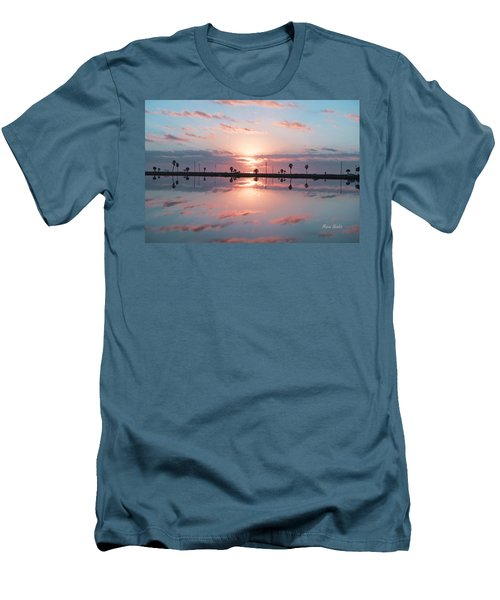 A Little Piece Of Heaven Men's T-Shirt (Athletic Fit)