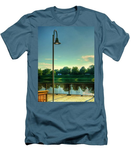 A Recall Of Yesterday Men's T-Shirt (Athletic Fit)