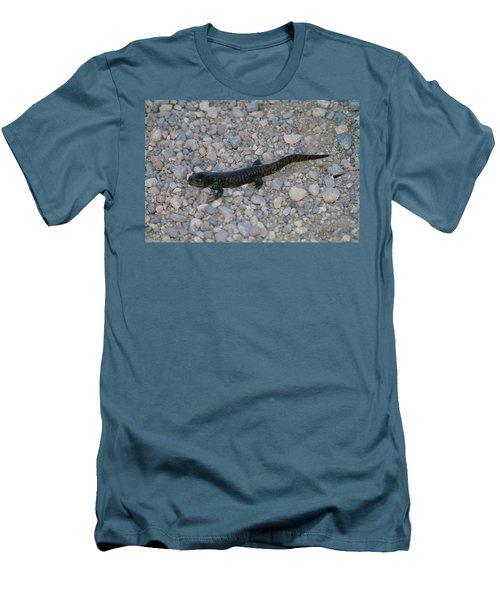 A Slow Salamander  Men's T-Shirt (Athletic Fit)