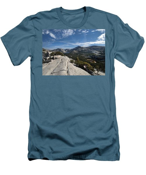 A Tenaya View Men's T-Shirt (Athletic Fit)