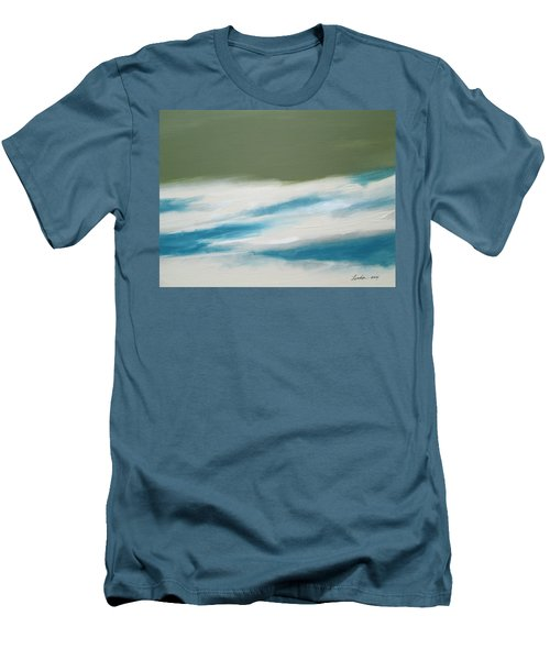 Abstract No. 1 Men's T-Shirt (Athletic Fit)
