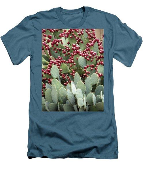 Men's T-Shirt (Slim Fit) featuring the photograph Abundance Of Fruit by Laurel Powell