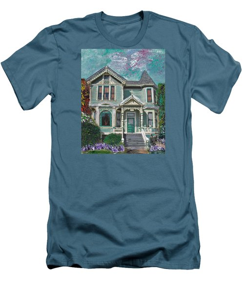 Alameda 1897 - Queen Anne Men's T-Shirt (Athletic Fit)