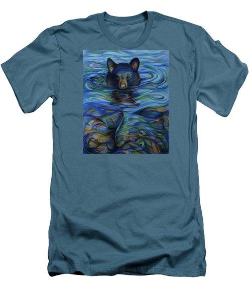 Alaska Stories. Part Two Men's T-Shirt (Athletic Fit)