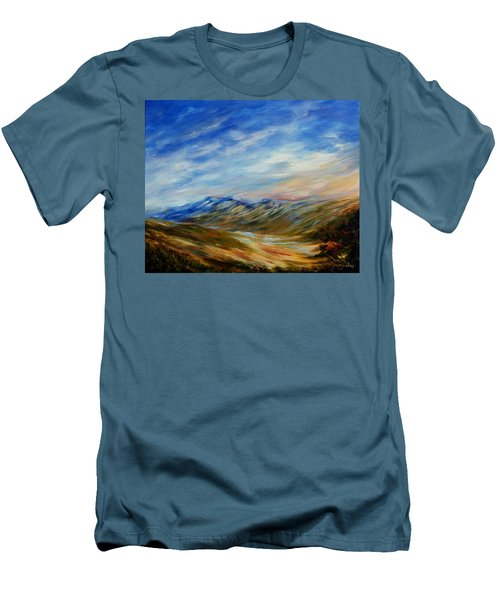 Alberta Moment Men's T-Shirt (Athletic Fit)