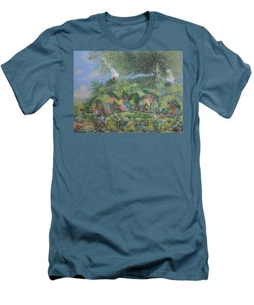 An Unexpected Adventure.the Story Begins. Men's T-Shirt (Slim Fit) by Joe  Gilronan