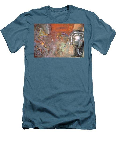 Ancient Orange Men's T-Shirt (Athletic Fit)