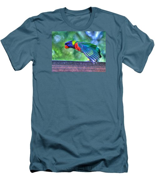 Animal 3 Men's T-Shirt (Athletic Fit)