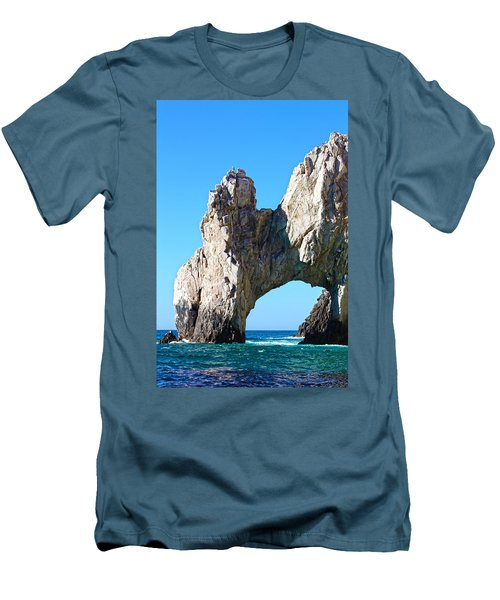 Arch At Land's End Men's T-Shirt (Athletic Fit)