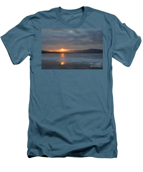 Ashokan Reservoir 34 Men's T-Shirt (Athletic Fit)