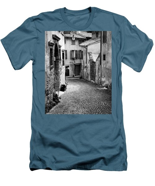 Asolo Men's T-Shirt (Slim Fit) by William Beuther