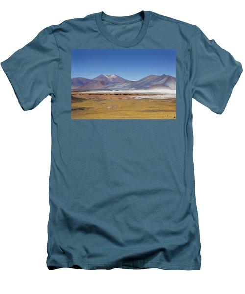 Atacama Hills Men's T-Shirt (Athletic Fit)