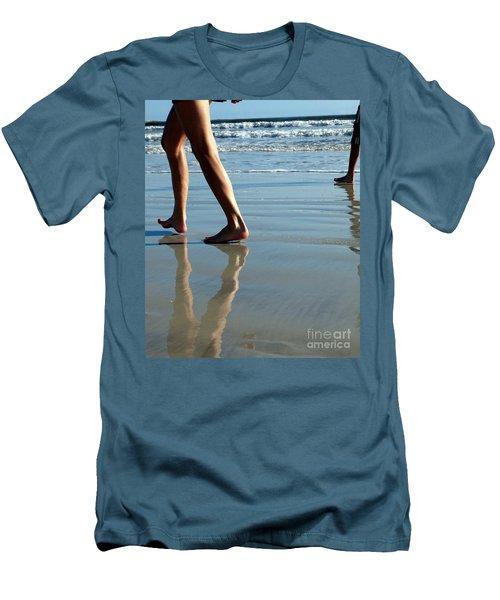 Beat Feet Men's T-Shirt (Athletic Fit)